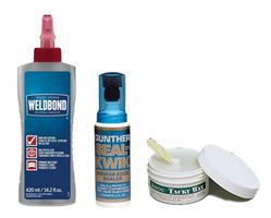 Adhesives, Sealants, and Sticky Stuff