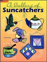Books of suncatcher patterns