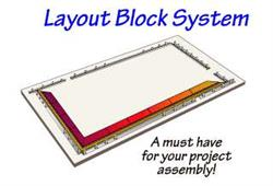 Morton Layout Block System and Accessories