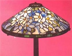 "Tiffany Studios 22"" Clematis Lampshade Reproduction Package"