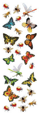 Fuseworks Fuse Art Decals - Bug-A-Boos
