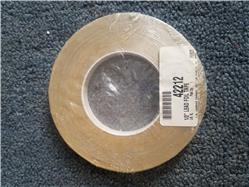 Self Adhesive Lead, Natural, Flat, 1/2 in (12.7 mm) 108 ft roll (33M)