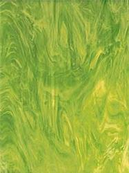 Spectrum Lime Green & White, Translucent Fusible (826-71SF)