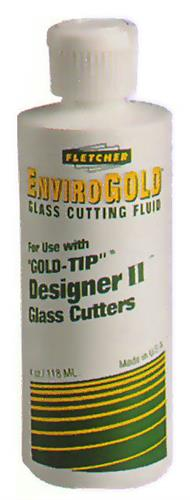 EnviroGOLD Glass Cutting Fluid (4 oz.)