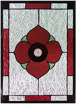 Intermediate Stained Glass Course - Five (5) Thursdays beginning January 9
