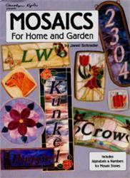 Books on mosaics, etching and fusing