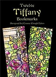 12 Tiffany Bookmarks (Pocket-Sized)