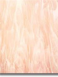 Spectrum Pink Champagne Swirled with White, Semi-Wispy Fusible (891-81SF)
