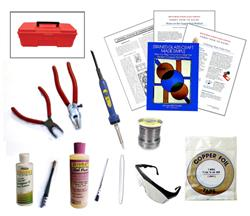 Standard Stained Glass Tool Kit