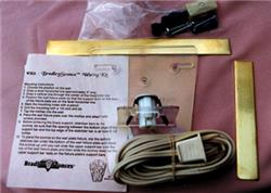 Bradley Base Sconce Complete Wiring Kit (WK2)