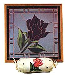 Judy Miller pattern - Red Rose (JM-24)