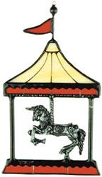 Carousel Horse - Lead-Free Casting